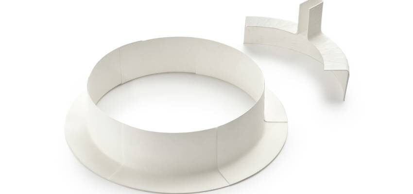 An innovative range of 3D moulded insulation parts