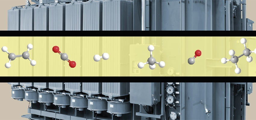 Transformer oil fault gases under thermal stress at 160 °C – Part I