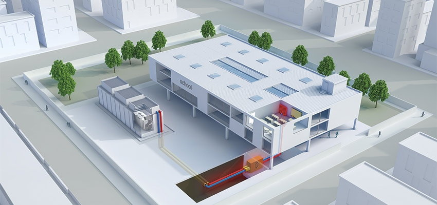 Reliable, optimised power transformers with heat recovery for urban areas