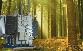 VTC/GTC team has successfully designed and tested a 150MVA transformer insulated with natural ester Envirotemp™ FR3™ fluid, one of the largest FR3 insulated transformers built in the USA