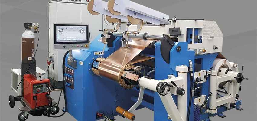 Winding machines for Industry 4.0