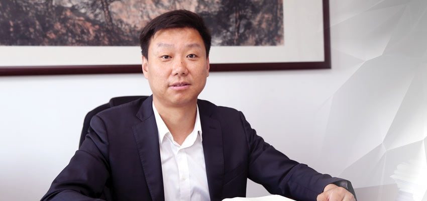 Interview with Xu Tao, CEO at SPECO