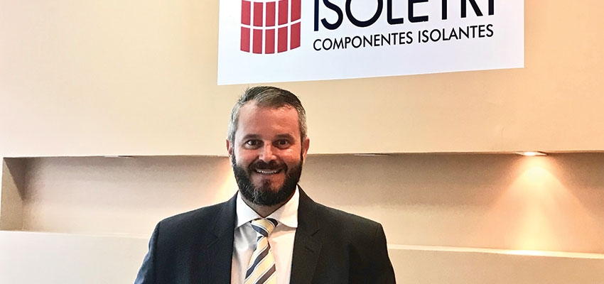 Interview with Carlos Jacomini, General Manager at Isoletri