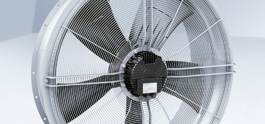 Rugged fans for oil-cooled transformers