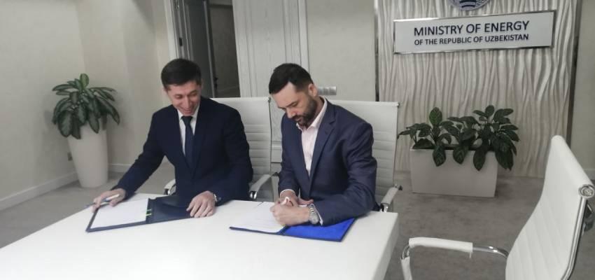 Agreement Uzbekistan