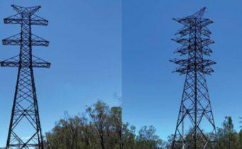 Columboola Solar Farm Towers