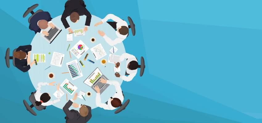 DGA Round Table illustration