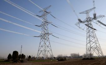EHVDC transmission line