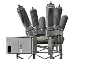 F gas free circuit breaker