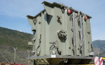 Ituango transformers