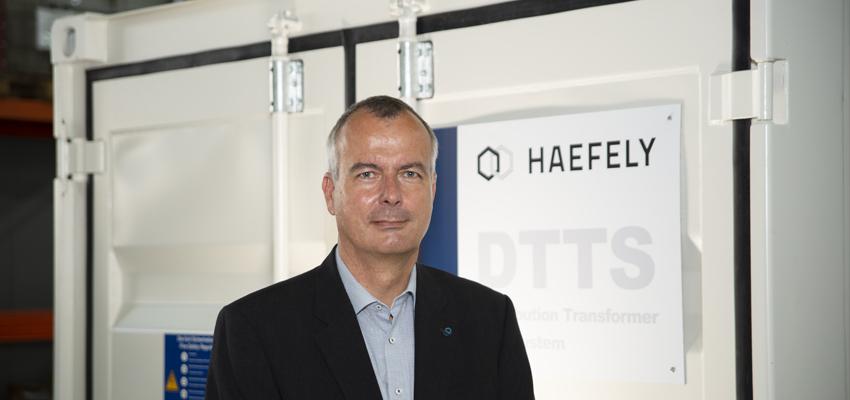Peter Schikarski – CEO at Haefely AG