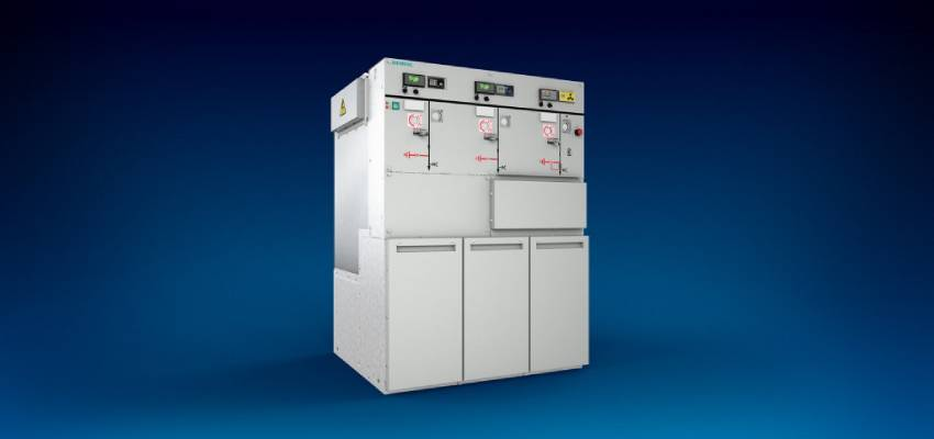 Siemens GIS 8DJH