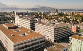 Siemens HQ Zug Campus