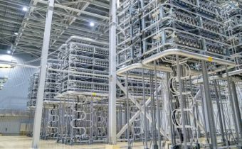 Siemens converter hall