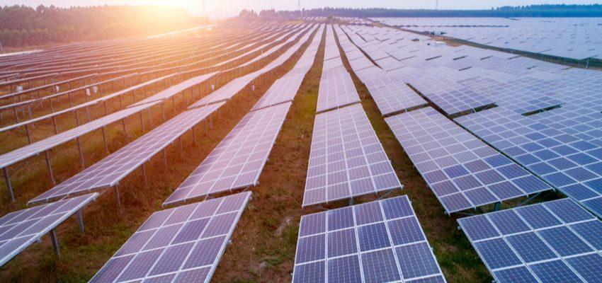 Solar project California