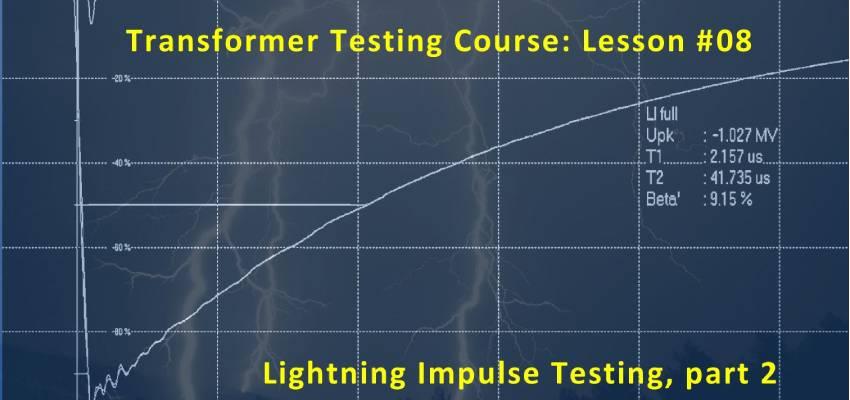 Transf. testing course - e-lesson #8 illustration