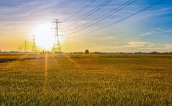 USDA electric grid