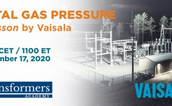 Total Gas Pressure - Vaisala e-lesson