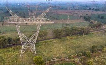 Wardha Aurangabad Transmission line
