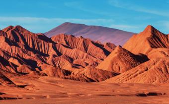 argentinian desert