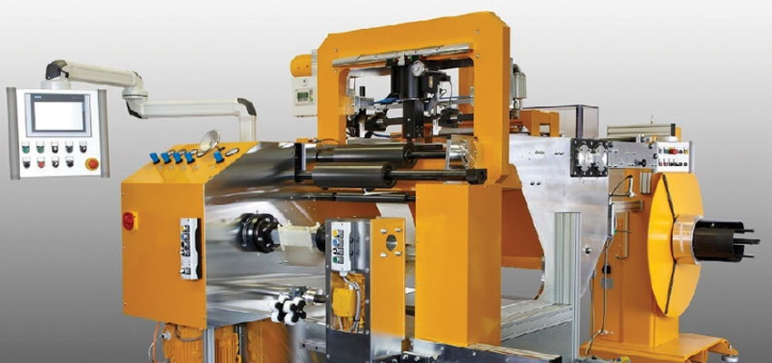Lapp GmbH – Your specialist for strip and wire winding machines and cold press welding