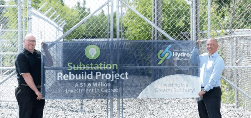 capreol substation