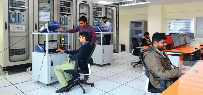 digital substation - POWERGRIDS