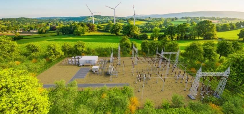 green grid Siemens Energy