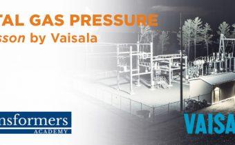 illustration on demand total gas pressure vaisala