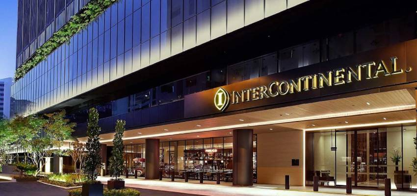 intercontinental singapore Hitachi ABB