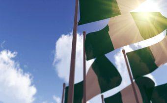 nigerian flags