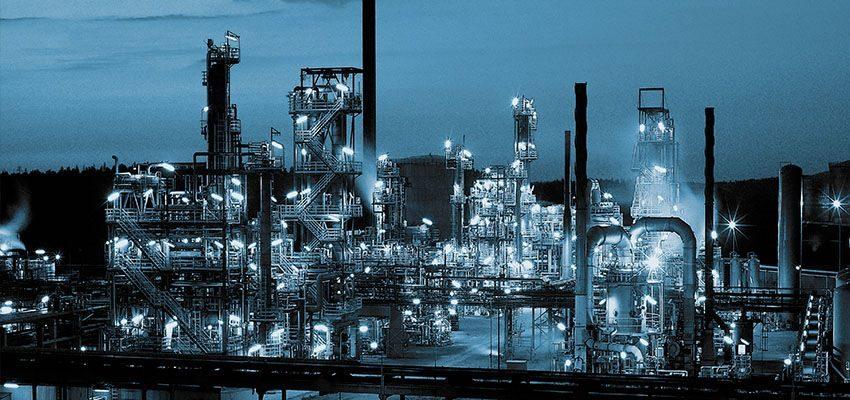 Nynas refinery