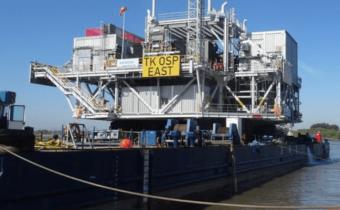 offshore substation_Triton Knoll