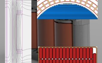 Design of power transformers course - illustration