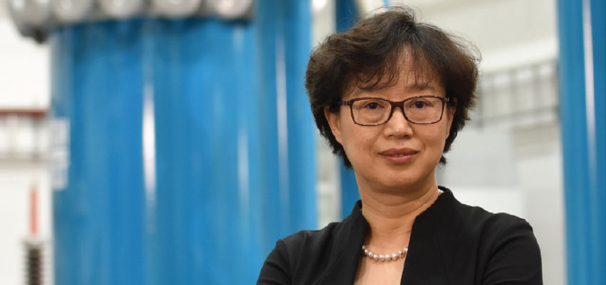 Interview with Dr Zhongdong Wang, Chairwoman of UTRA